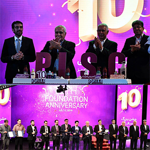 The Celebration of the 10th Foundation Anniversary of Morvareed Panberes Online Shopping (PISC) Company was held.